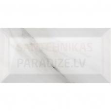 Glancētas flīzes 10x20 cm Metrotiles White Carrara