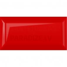 Glancētas flīzes 10x20 cm Metrotiles Red