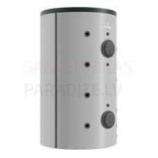 GALMET BUFOR 5000 litri akumulācijas tvertne ar izolāciju ar 2. flančiem 280/208 mm