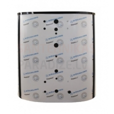 MINDREKS METALL 1000 litri OV/IN akumulācijas tvertne ar izolāciju