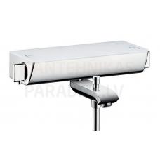 Hansgrohe termostatiskais dušas/vannas jaucējkrāns ECOSTAT SELECT (diviem izvadiem)