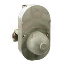 Hansgrohe įmontuojamas potinkinis mechanizmas vonios maišytuvams