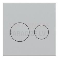 KKPOL P01 sienā iebūvējama poda poga (satīns)