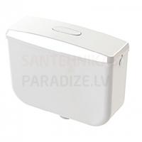KPOL skalojamā kaste WC podam ar stop funkciju 8 litri 330 x 430 x 155