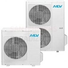 DX dzesēšanas iekārta MOU-12HFN8+KA8243