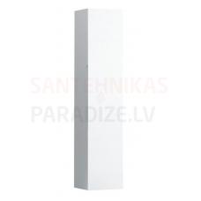 Augstais skapis Palomba, 360x310 mm, h=1650 mm, 1D, kreisā puse, balts