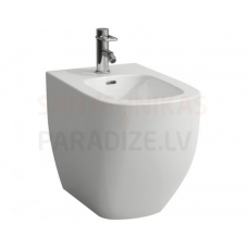 Bidē Palomba, 360x560 mm, balts