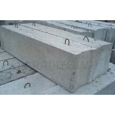 Betona pamatu bloks 780x400x580