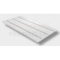 Tweetop polistirola plāksne caurulei 16 1000x500x25mm