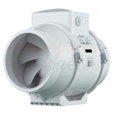 VENTS sadzīves kanāla augstspiediena ventilators ar taimeri TT160T Ø160 mm