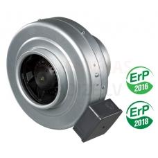 VENTS augstspiediena kanāla ventilators VKMZ100 ar klusu motoru