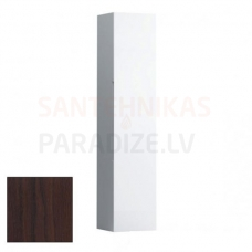 Augstais skapis Palomba, 360x310 mm, h=1650 mm, 1D, labā puse, cherry vermont dark